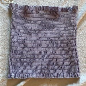 Forever 21 lavender Tube Top size Small 💜